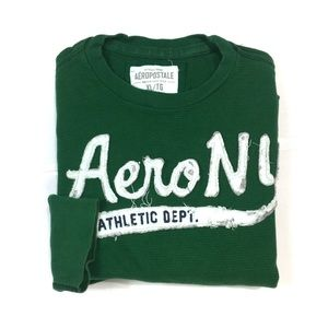 LS78 Aero NY Athletic Thermal Shirt XL